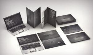 harlow-web-design-business-card